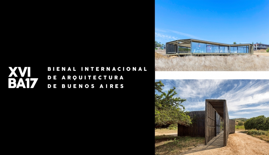 XVI BIENNIAL OF INTERNATIONAL ARCHITECTURE OF BUENOS AIRES